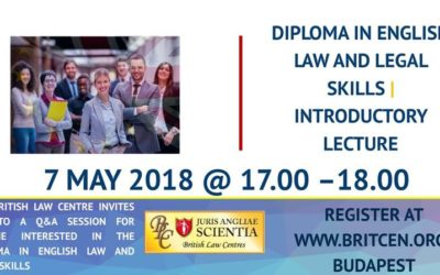 BLC Introductory Lecture Budapest